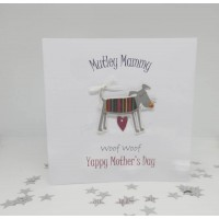 Mother's Day Card for Mutley Mammy
