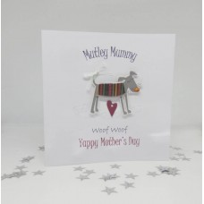 Mother's Day Card for Mutley Mummy