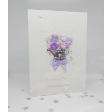 Mother's Day Flower Garden card for Someone Special