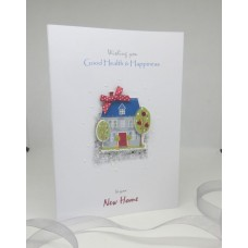 New Home Card, Health & Hapiness in your New Home