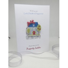 New Home card, Stepping onto the Property Ladder