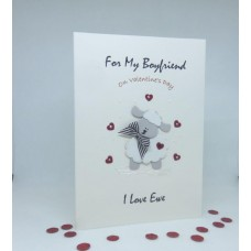 I Love Ewe Valentine's Day Card for My Boyfriend