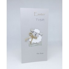 Easter Money Wallet Cute Sheep for Ewe