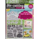 Die Cutting Essentials Magazine 25 Enjoy the Scenery 15 dies PLUS stamp set