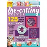 Die Cutting Essentials Magazine 31 Christmas Sparking Snowflake Die Set