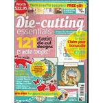 Die Cutting Essentials Magazine 32 Woodland Friends  Die & Stamp set