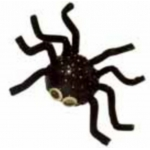 SIDNEY & PALS Fridge Magnet Kit.  Contains all you need to make 4 Spider Magnets