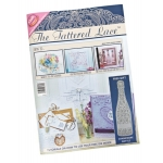 The Tattered Lace Magazine, Issue 04  includes Champagne Bottle die