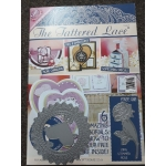 The Tattered Lace Magazine, Issue 21 includes ROSE & Heart & Doily die set