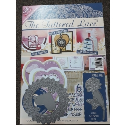 PARCHMENT LACE MAGAZINE ISSUE 3 FREE DECORATIVE OVAL LATTICE GRID