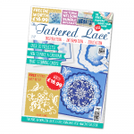 The Tattered Lace Magazine, Issue 38 Butterfly Dance die set