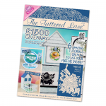 The Tattered Lace Magazine, Issue 25 includes precious moments bird nest die