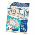 The Tattered Lace Magazine, Issue 28 includes Lush Swirls flourish die