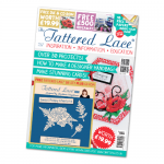 The Tattered Lace Magazine, Issue 32 includes Poppy Charisma & CD Rom