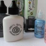Liquid Pearls & Fabric Paint