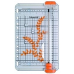Fiskars Surecut Paper Trimmer A5. Slim & Portable Design