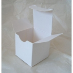 Pack of 10. Cube Box.  2