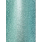 A4 Premium GLITTER CARD from Artoz. No-shed. ICE/SKY BLUE
