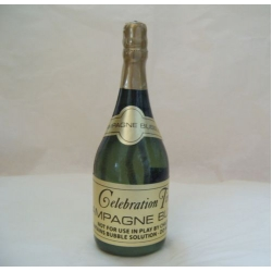 Wedding Favours CHAMPAGNE BUBBLES Classic Style, GOLD & GREEN