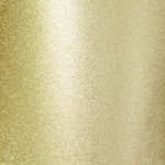 A4 Premium GLITTER CARD from Artoz. No-shed. Bright Gold