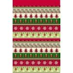 A4 Premium Self-Adhesive CARDSTOCK, Jingle Bells Strip, 200gsm