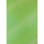 A4 Premium GLITTER CARD from Artoz. No-shed. LIME, LIGHT OLIVE GREEN