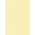A4 Cardstock. 240gsm. CANDY STRIPE Yellow & White