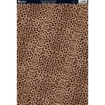 Kanban LEOPARD A4 Cardstock, 300gsm,  SAFARI