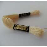 BUTTERMILK Embroidery Thread 8m Skein 100% Cotton