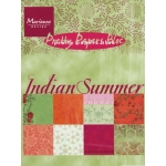 Marianne Design Pretty Papers Bloc, Indian Summer RRP £6.99