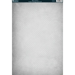 Kanban Sheet Metal Background Card A4
