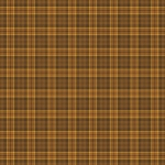 12 x 12 Tan Brown Tartan Paper, Backing, Scrapping, Craft