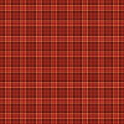 12 x 12 Red Tartan Paper, Backing, Scrapping, Craft