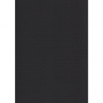 BY The Sheet, Kanban BLACK Bobble Dots Embossed Cardstock 225gsm