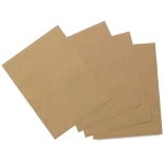 25 Sheets Manilla Buff Kraft Paper 90gsm A4 printing Wedding Stat
