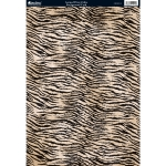 A4 Cardstock, 300gsm, SAFARI Animal Print ZEBRA