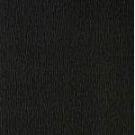 Pack CREPE PAPER 1.5m x 50cm.  BLACK
