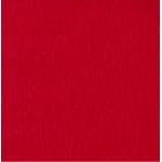 Pack CREPE PAPER 1.5m x 50cm.  CLASSIC RED