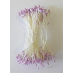 Pack 144 Stamens, Pearlised LILAC - Sugarcraft