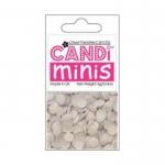 Craftworkcards CANDI Minis, Icing Sugar, Legless Brads, 4g Pack