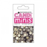 Craftworkcards CANDI Minis, Metallique Bronze, Legless Brads, 4g Pack