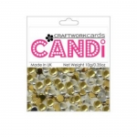 Craftworkcards CANDI, Wedding Bells, Legless Brads, 10g Pack