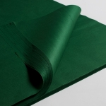 TISSUE Paper Pack. GREEN 10 Large Sheets ACID FREE