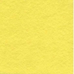 Felt Sheets, Square 30cmx30cm (12x12) YELLOW