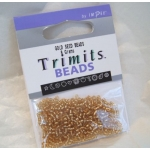 Seed Beads 8g GOLD, Trimits by Impex