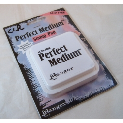 Perfect Medium Pad. CLEAR. Multi use pad