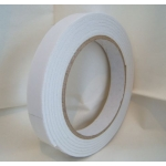 Double Sided Sticky FOAM tape 9mm x 2mm x 2m roll