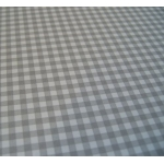 """12"""" x 12"""" Paper. GINGHAM. Small check GREY & WHITE"""