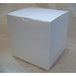 Pack of 10. Cube Box 3.5