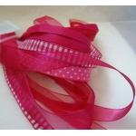 Debbi Moore PINK  Fancy Ribbon Combo, 5 x 1m ea